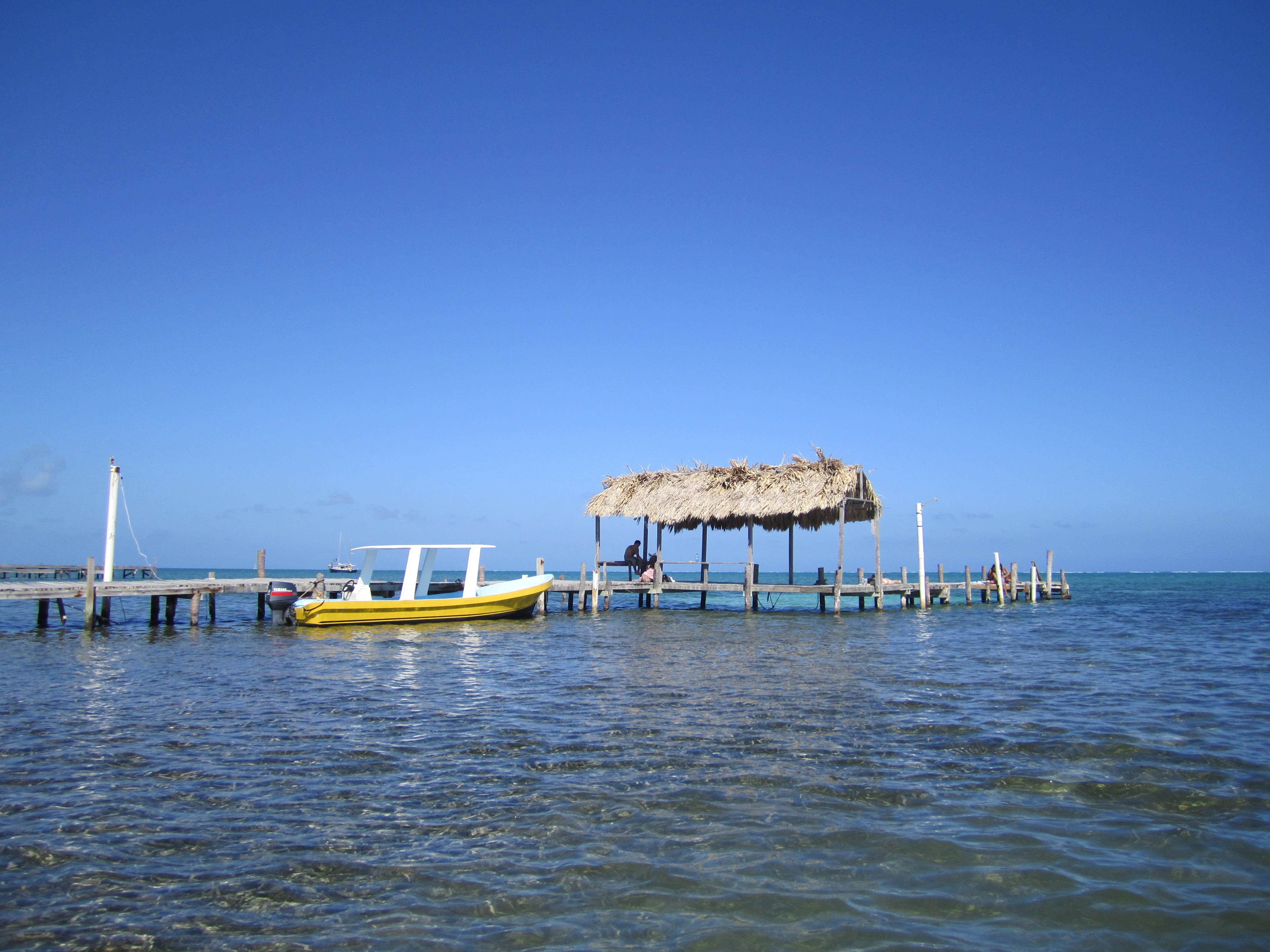 Belize Caye Caulker Caribbean