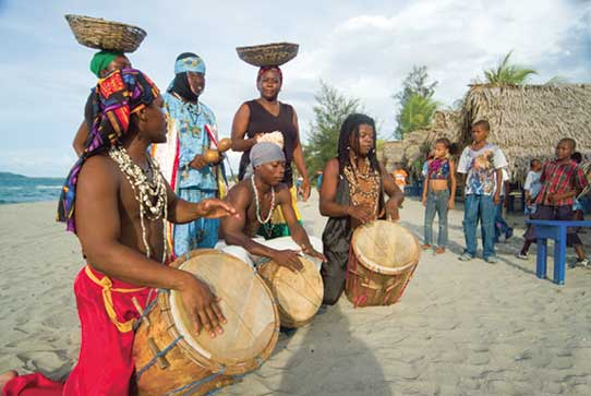 Garifuna People, History and Culture  Global Sherpa