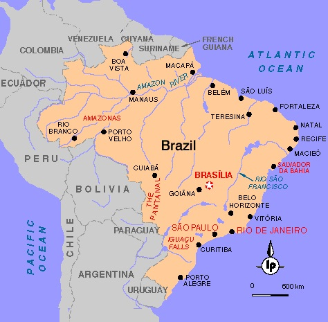 Key Facts And Statistics About Brazil