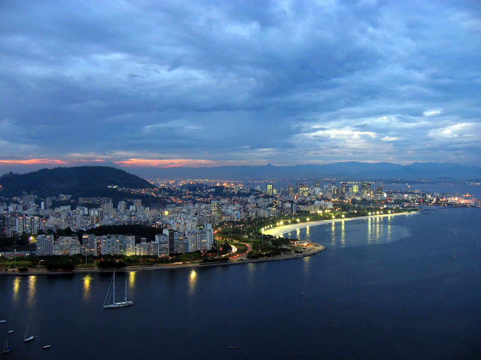 brazil rio de janeiro evening pic Top 10 Cheapest Countries to Live in
