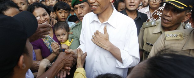 Jokowi is the rallying cry and first name on the lips of many people in the sprawling Southeast Asian nation of Indonesia these days.  An affectionate nickname short for Joko...